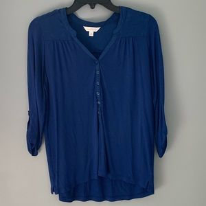 4 for $20 Charming Charlie Henley Top